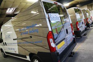 Printed Vehicle Wraps