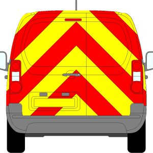Citroen Berlingo Chevrons 2008 - Present