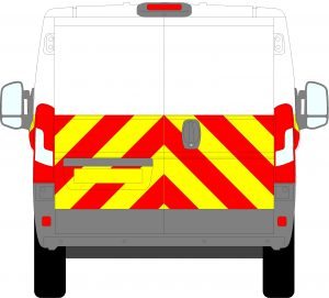 Citroen Relay H1 Chevrons Low Roof 2006 - Present
