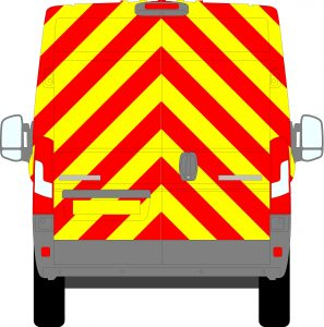 Fiat Ducato H2 Chevrons Medium Roof 2006 - Present (Full/Engineering)