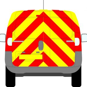 Fiat Fiorino Chevrons 2008 - Present (Full/Engineering)