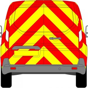 Ford Courier Chevrons 2014 - Present (Full/Engineering)