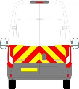 Iveco Daily H2 Chevrons Medium Roof 2014 – Present