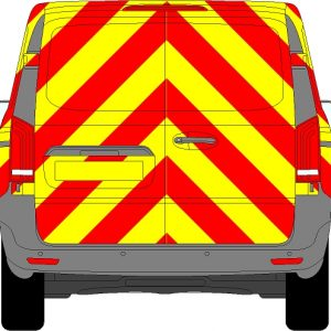 Mercedes Vito Chevrons 2015 - Present (Full/Engineering)