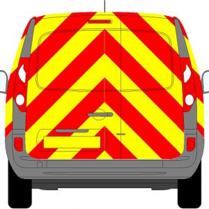 Renault Kangoo Chevrons 2009 - Present (Full/Engineering)