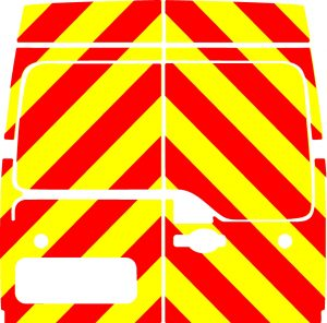 Renault Master H3 Chevrons High Roof 2010 - Present