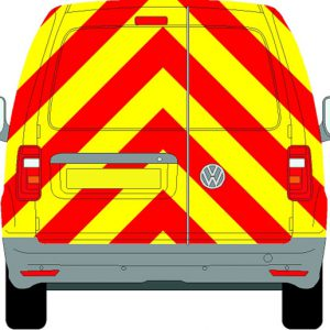 Volkswagen Caddy Chevrons