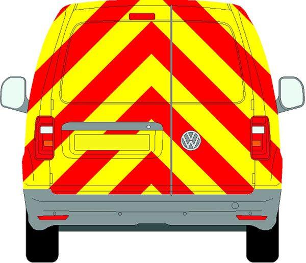 Volkswagen Caddy Chevrons
