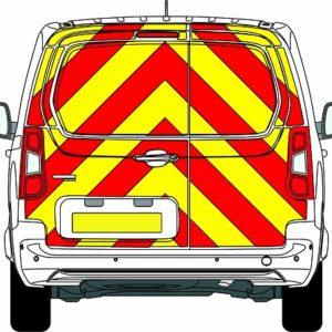 Citroen Berlingo Chevrons 2008 - Present (Full/Engineering)
