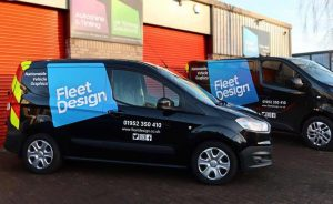 Vehicle Livery Telford Shropshire