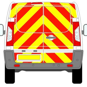 Citroen Dispatch Chevrons 2007 – 2016 (Full/Prismatic)