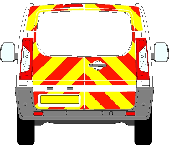 Citroen Dispatch Chevrons 2007 – 2016 (Three Quarter/Engineering)