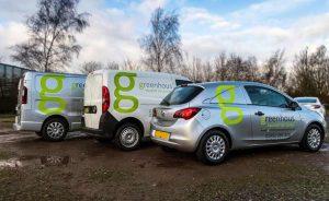 Car and Van Fleet Vehicle Graphics