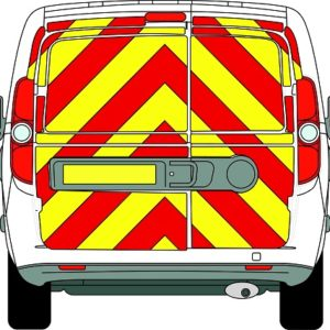 Fiat Doblo Chevrons Low Roof 2010 - Present (Full/Engineering)