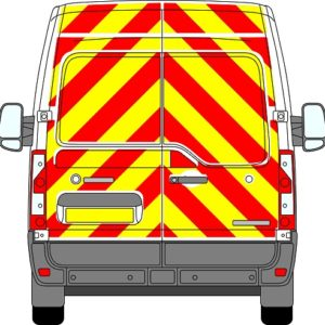 Renault Master H2 Chevrons Medium Roof 2010 - Present (Full/Engineering)