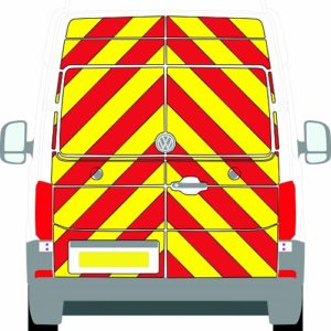 Volkswagen Crafter H3 Chevrons Super High Roof 2017 - Present (Full/Engineering)