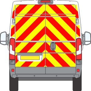 Citroen Relay H2 Chevrons Medium Roof 2006 - Present (Full/Engineering)