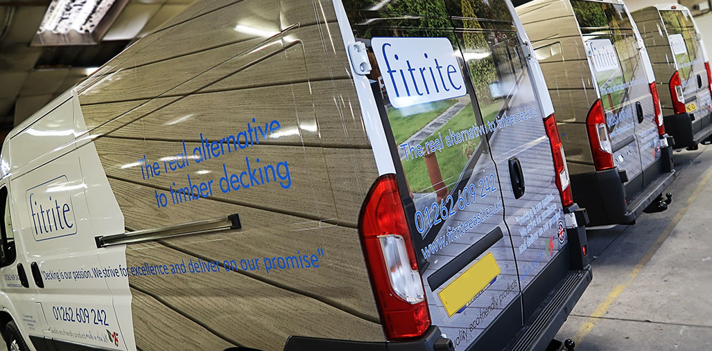 Printed Vehicle Wraps