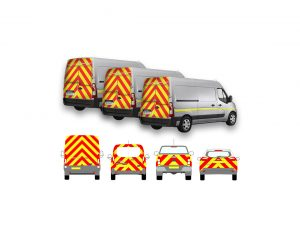 Chapter 8 Reflective Chevron Kits Fleet Design