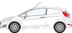 Fiesta Van 2013 - Present