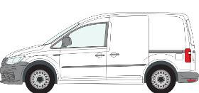 Caddy 2004- Present