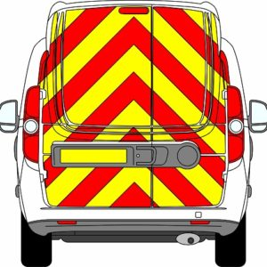 Fiat Doblo H3 Chevrons High Roof 2010-Present (Full/Engineering)