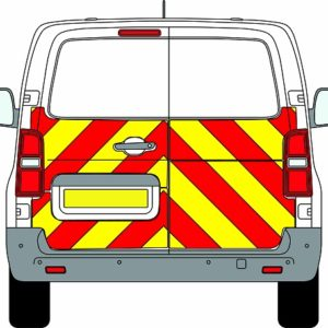 Citroen Dispatch Chevrons 2016 – Present (Half/Engineering)