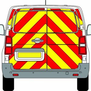Citroen Dispatch Chevrons 2016 - Present (Full/Engineering)