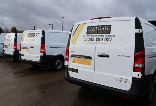 Van Graphics Eastgate Commercial Ltd