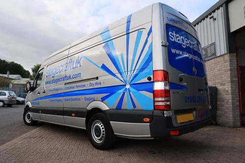 Van Graphics StageCraftUK