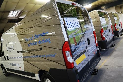 Van Graphics FitRite