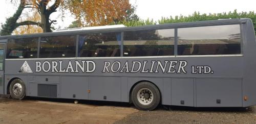 Bus Graphics Borland Roadliner Ltd
