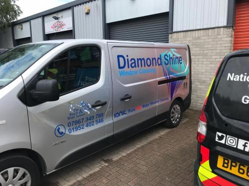Van Graphics Diamond Shine